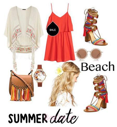 ست تابستانی لباس رنگی, خاص ترین ست های تابستانی
