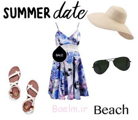 ست کردن لباس های تابستانی, ست های لباس رنگی تابستانی