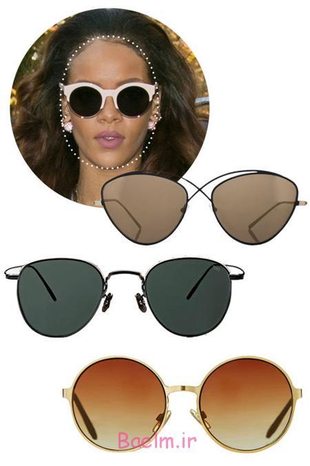 راهنمای انتخاب مدل عینک های آفتابی, مدل عینک آفتابی