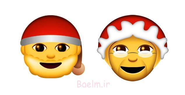 Noel Baba da Noel Anne'ye kavuştu.