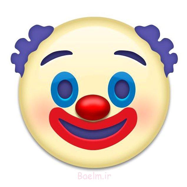 O da Palyaço ile birlikte yüz kategorisindeki diğer emojilerin arasında yerini aldı.