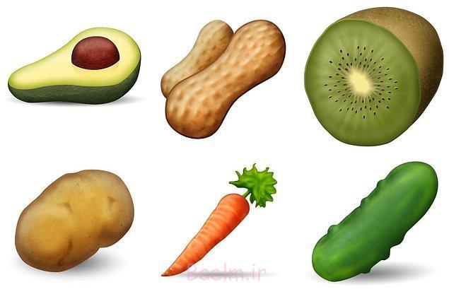 Envai çeşit sebze meyve alabileceğiz,