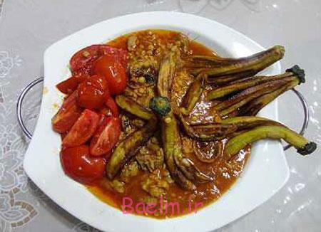 تزیین سالاد شیرازی, تزیین سالاد فصل