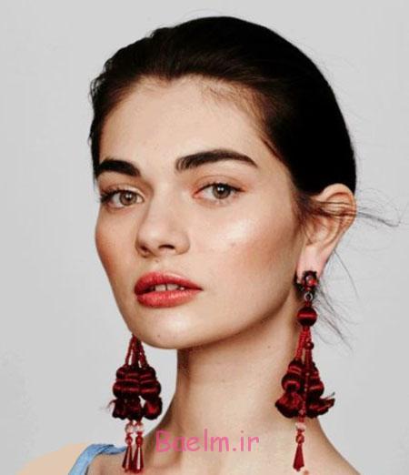 جدیدترین مدل گوشواره برای تابستان, مدل گوشواره به پیشنهاد مجله ال Elle