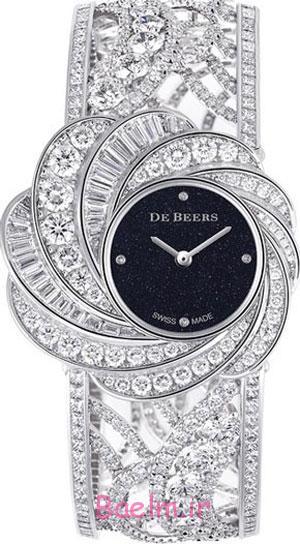 ساعت های شیک زنانه,ساعت های جواهر زنانه