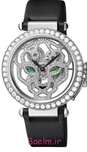 ساعت های شیک زنانه,مدل ساعت مچی های گرانقیمت