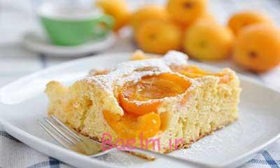 طرز تهیه کیک شکلات و زردآلو, مواد لازم برای کیک شکلات و زردآلو