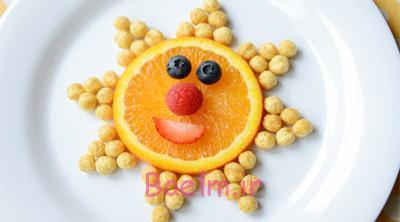 تغذیه سالم , غذاهای انرژی بخش