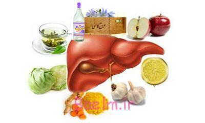 درمان گیاهی کبد چرب,راههای درمان کبد چرب
