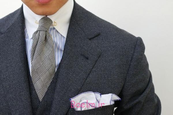 آموزش 3 مدل بستن کراوات برای آقایان شیک پوش + عکس