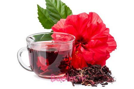 طرز تهیه چای ترش,فواید چای ترش