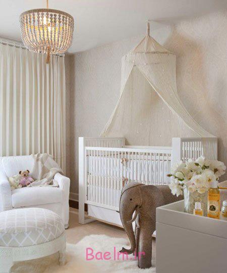 دکوراسیون اتاق نوزاد,چیدمان اتاق نوزاد
