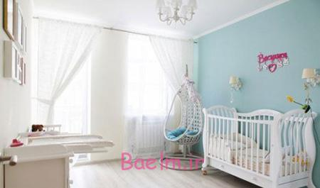 چیدمان اتاق نوزاد,دکوراسیون و چیدمان اتاق نوزاد