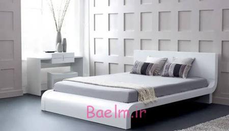 سرویس خواب عروس, دکوراسیون تخت خواب