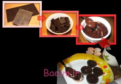 کاسه شکلات