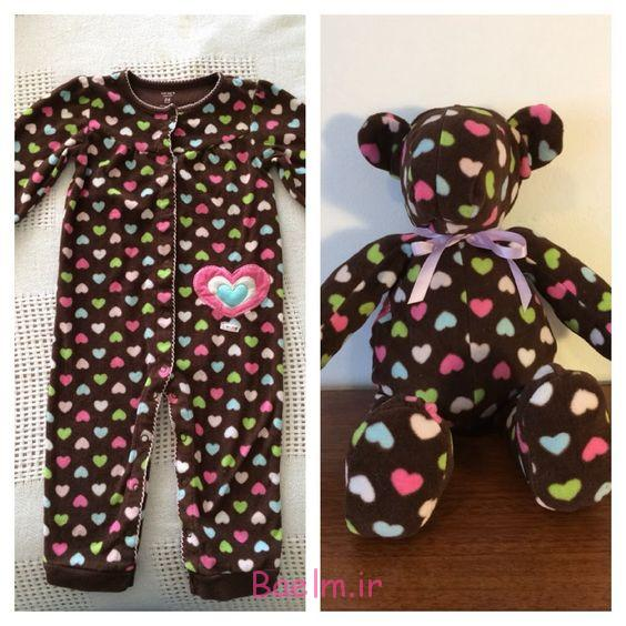 diy-keepsake-bear-from-old-baby-clothes-1