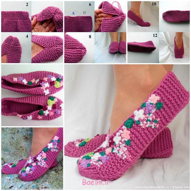 free-knitted-lilac-slippers-patter-2
