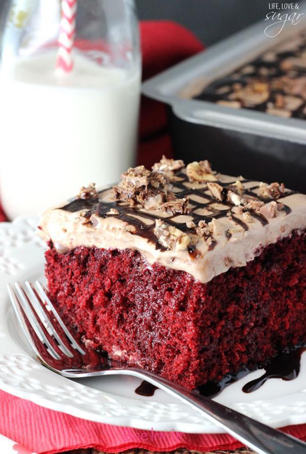 nutella-red-velvet-poke-cake