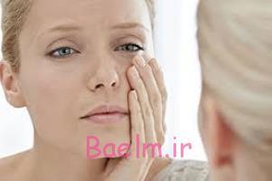 نشانه های داشتن پوست حساس