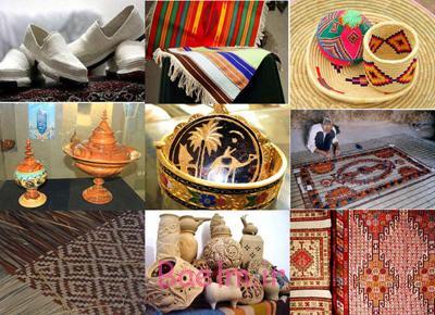 صنايع دستي استان كردستان , صنايع دستي چوبي