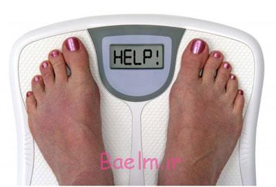 چاق شدن قبل از بارداری
