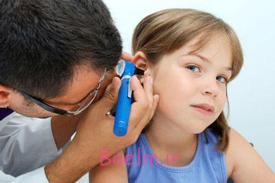 عفونت گوش میانی,آنتی بیوتیک برای عفونت گوش,عفونت گوش در کودکان
