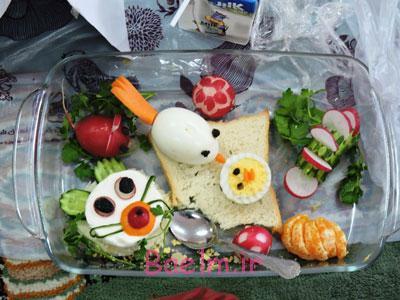 صبحانه کامل برای دانش آموز,بهترین صبحانه برای دانش آموز