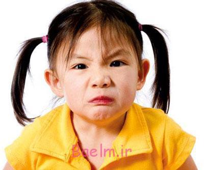شخصیت کودک,رفتار با کودک لجباز