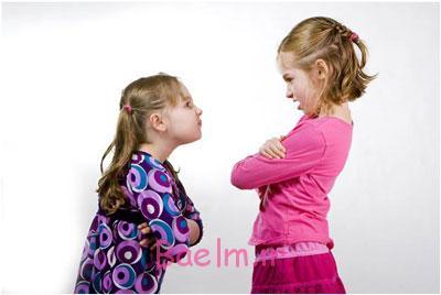 علت دعوا کردن کودکان،علل دعوا کردن کودک