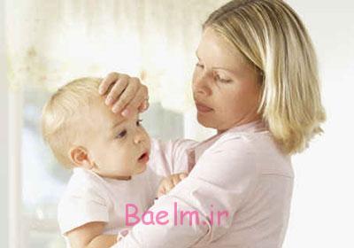 داروهای سرماخوردگی نوزاد