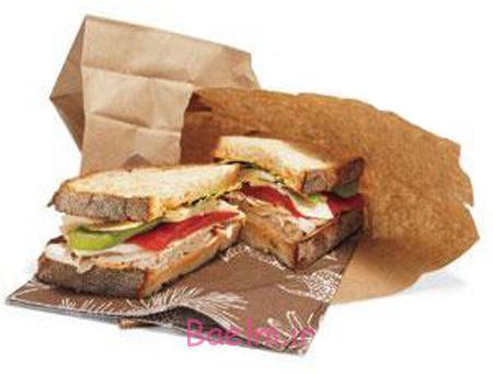 ساندویچ های مناسب مدرسه ای ها,ساندویچ بچه مدرسه ای ها