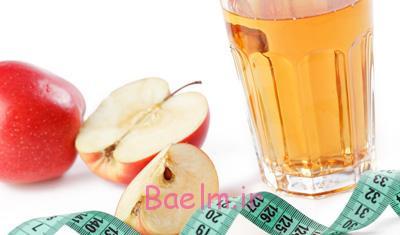 خواص سرکه سیب برای لاغری,رژیم درمانی