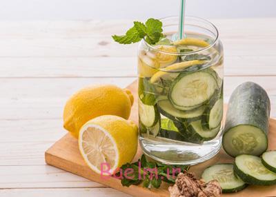 غذاهای نفخ آور,راه درمان نفخ شکم
