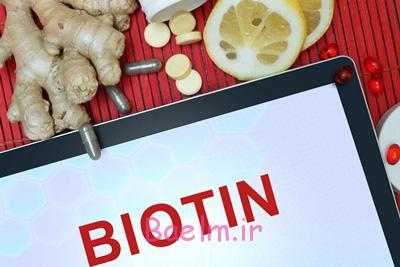 کمبود بیوتین , نشانه های کمبود ویتامین B
