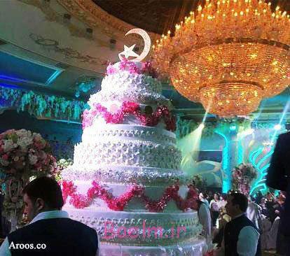 مراسم عروسی,جشن عروسی,برگزاری جشن عروسی لوکس