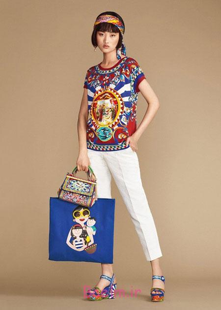 مدل کت و شلوار دی اند جی,جدیدترین پیراهن های دولچه اند گابانا