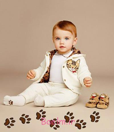لباس بچه گانه برند دولچه گابانا, لباس نوزادی دولچه گابانا