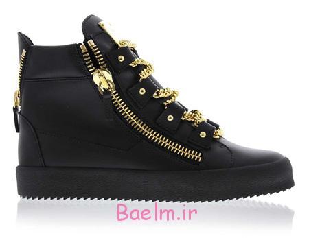 شیک ترین کفش های دخترانه, مدل کفش پاییزی دخترانه
