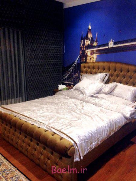 رنگ های پرطرفدار اتاق خواب,بهترین رنگ های اتاق خواب
