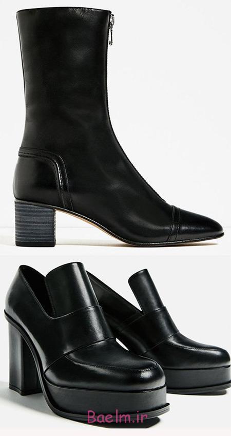 کفش زنانه زارا, مدل کفش زنانه پاییزی