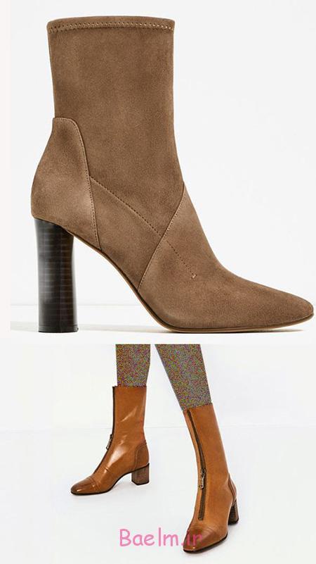 کفش زنانه زارا برای پاییز, مدل کفش زنانه زارا برای پاییز