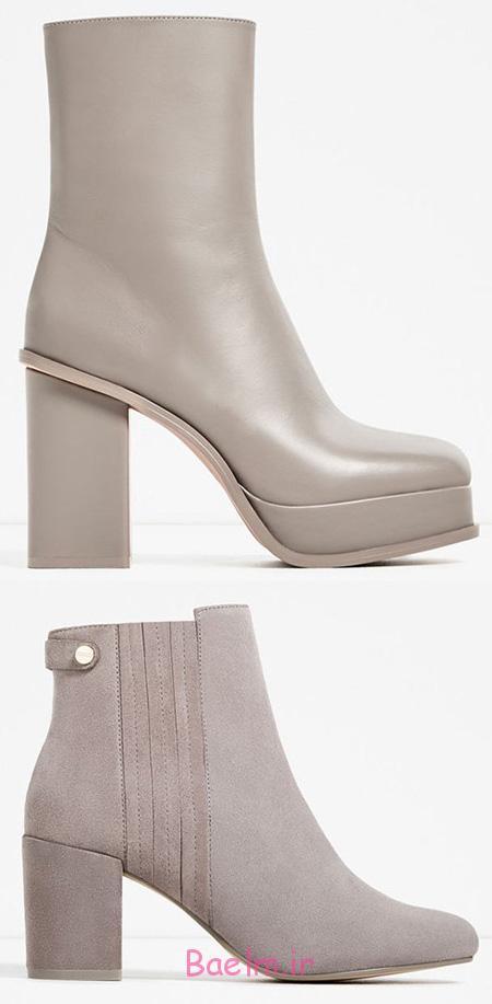 مدل کفش زنانه زارا برای پاییز, کفش زنانه زارا