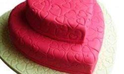 تزیینات انواع کیک و دسر مخصوص عاشقانه و بسیار شیک