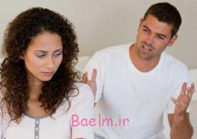 بی اعتمادی در همسر