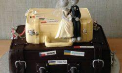 تزیین فانتزی کیک عروسی چند طبقه   کیک های عروسی که هیچ جا ندیدین