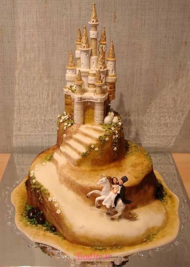 castle-wedding-cake