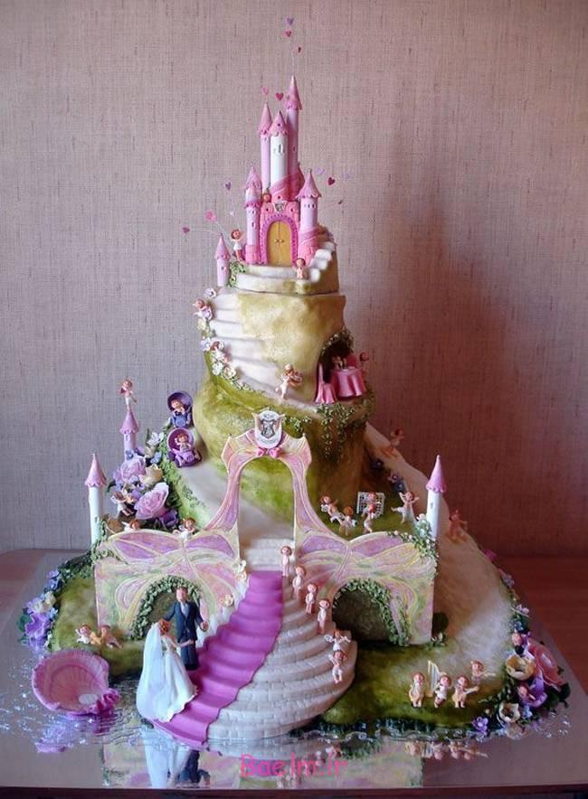 cinderella-wedding-cake