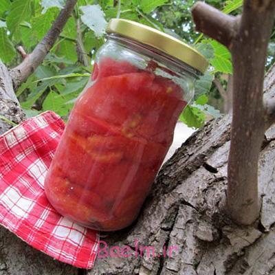 مواد لازم برای کنسرو گوجه فرنگی, روش های درست کردن کنسرو گوجه فرنگی
