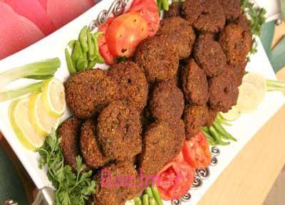 آموزش پخت کتلت عربی،مواد لازم برای کتلت عربی،کتلت