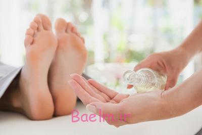 ماساژ درمانی , فواید ماساژ پا